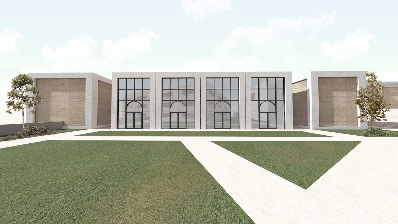 Master Planning & Sustainable Development, Bethlehem University, Sembrano Design