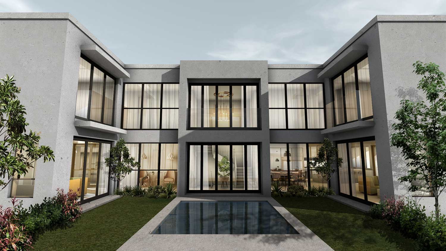 Double Storey Residential Dwelling, 8 Star Energy Rating, Sembrano Design